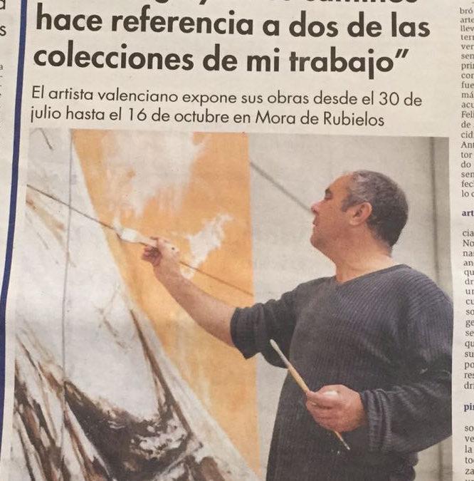 Reportaje Diario de Teruel